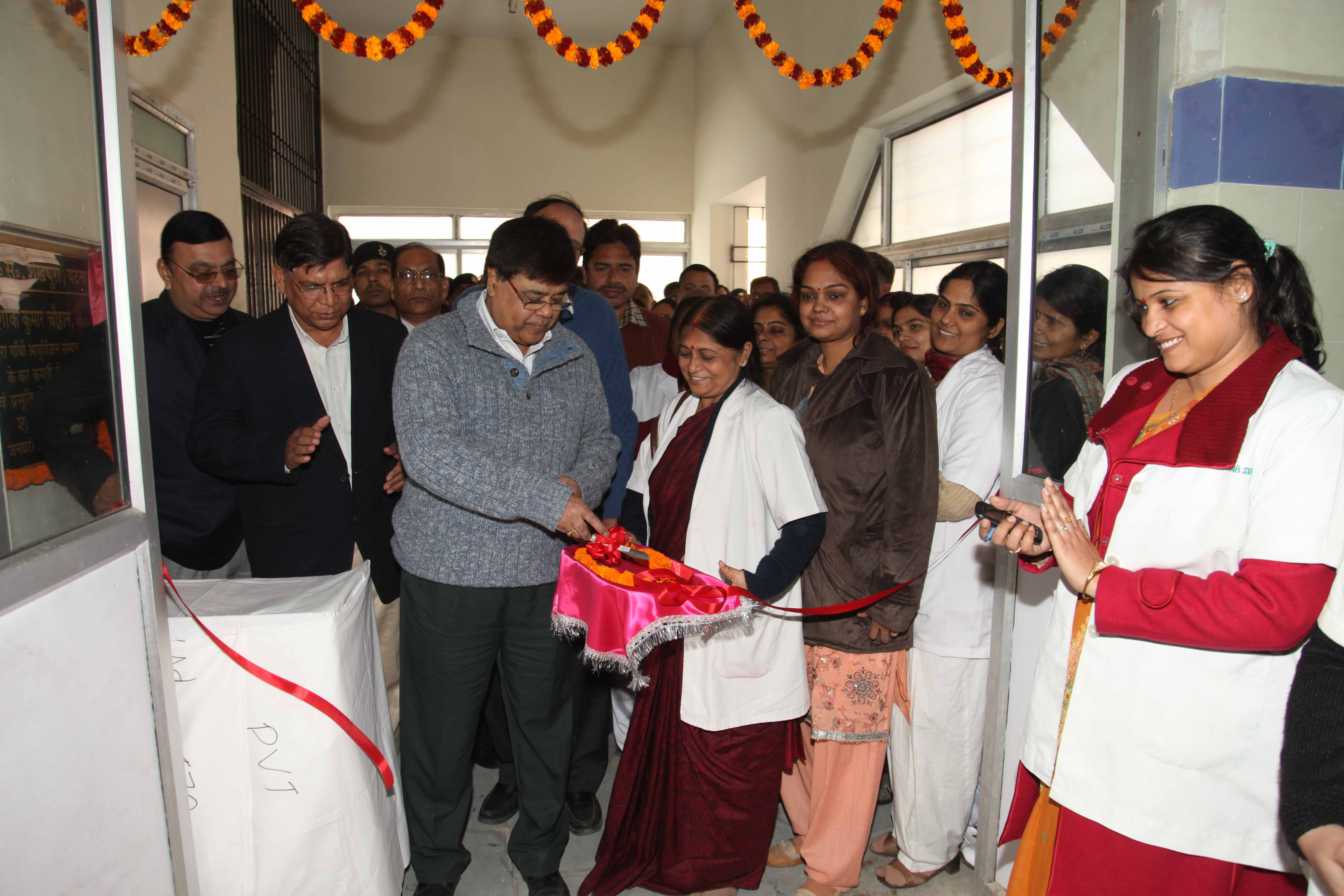 Inauguration of department of Obs. & Gyn. at IGIMS: image5