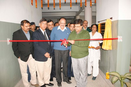 Inauguration of Emergency Operation Theaters: