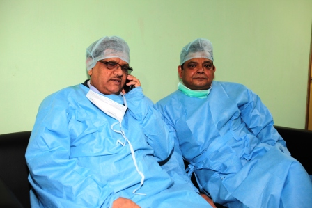 Establishment of Cath Lab Unit:
