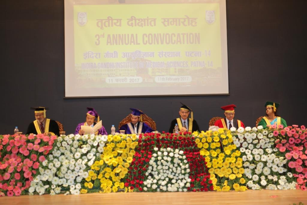 3rd Annual Convocation: CP50