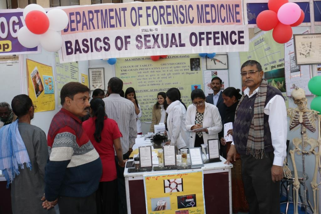 33RD INSTITUTE DAY CELEBRATION - HEALTH EXHIBITION: HE6